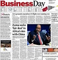 Business Day Earth