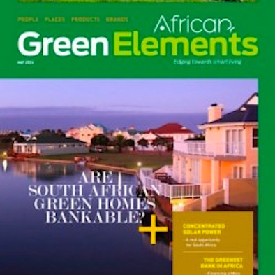 African Green Elements Magazine